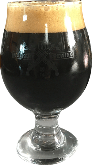 The English Dutchman, Chocolate Oatmeal Stout