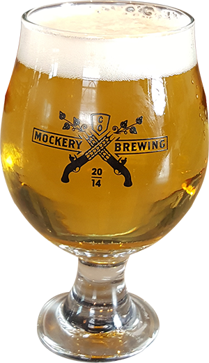 Japanese Extra Pale Ale with Yuzu | Mockery Brewing